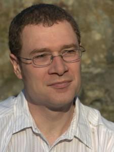 Chris Nodder portrait